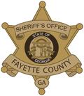 Fayette County GA Sheriffs Office