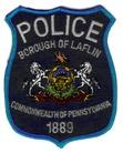 Laflin Borough Police Department