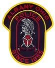 Albany Ohio Police Department