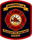 Magnolia Volunteer Fire Department, Texas