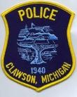 Clawson PD