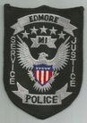 Village of Edmore Police Department
