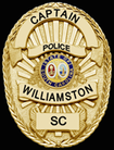 Williamston Police Department, SC