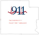 Clay County 911