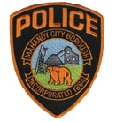 Mahanoy City Police Department