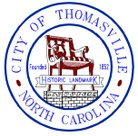 City of Thomasville, NC