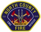 North County CA Fire Protection District