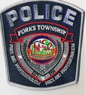 Forks Township Police Department PA