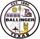 City of Ballinger, Texas Emergency Alert System