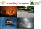 Crow Wing County Alert