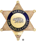 LASD - Temple Station, Los Angeles County Sheriff