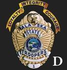 """Dept of Public Safety / Alaska State Troopers """"D"""" Detach"""