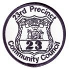 23rd Precinct Community Council