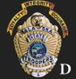 "Dept of Public Safety / Alaska State Troopers ""D"" Detach"