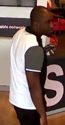 Jackson Police are investigating a Theft of Identity and need assistance identifying this person of interest.