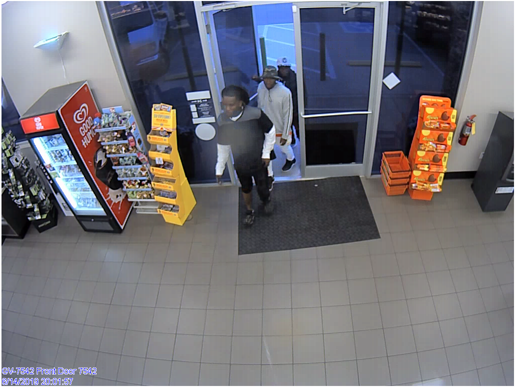 Jackson Police are investigating a theft and need assistance identifying possible suspects