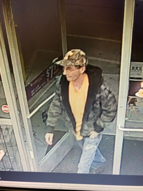 Jackson Police Investigators are investigating a theft and need assistance identifying this person of interest.