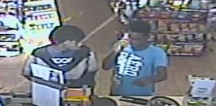 Jackson Police need assistance identifying subjects involved in a vehicle theft