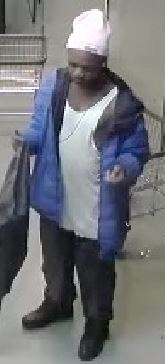 Jackson Police need assistance identifying this person of interest.