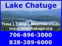 Lake Chatuge Information